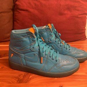 Air Jordan 1 Retro High OG Gatorade Blue